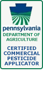 Certified Pesticide Applicator